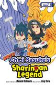 Naruto Chibi Sasuke's Sharingan Legend Manga Volume 2