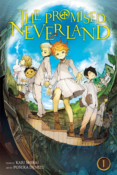 The Promised Neverland Manga Volume 1