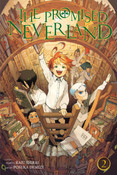The Promised Neverland Manga Volume 2