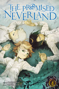 The Promised Neverland Manga Volume 4