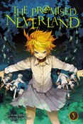 The Promised Neverland Manga Volume 5