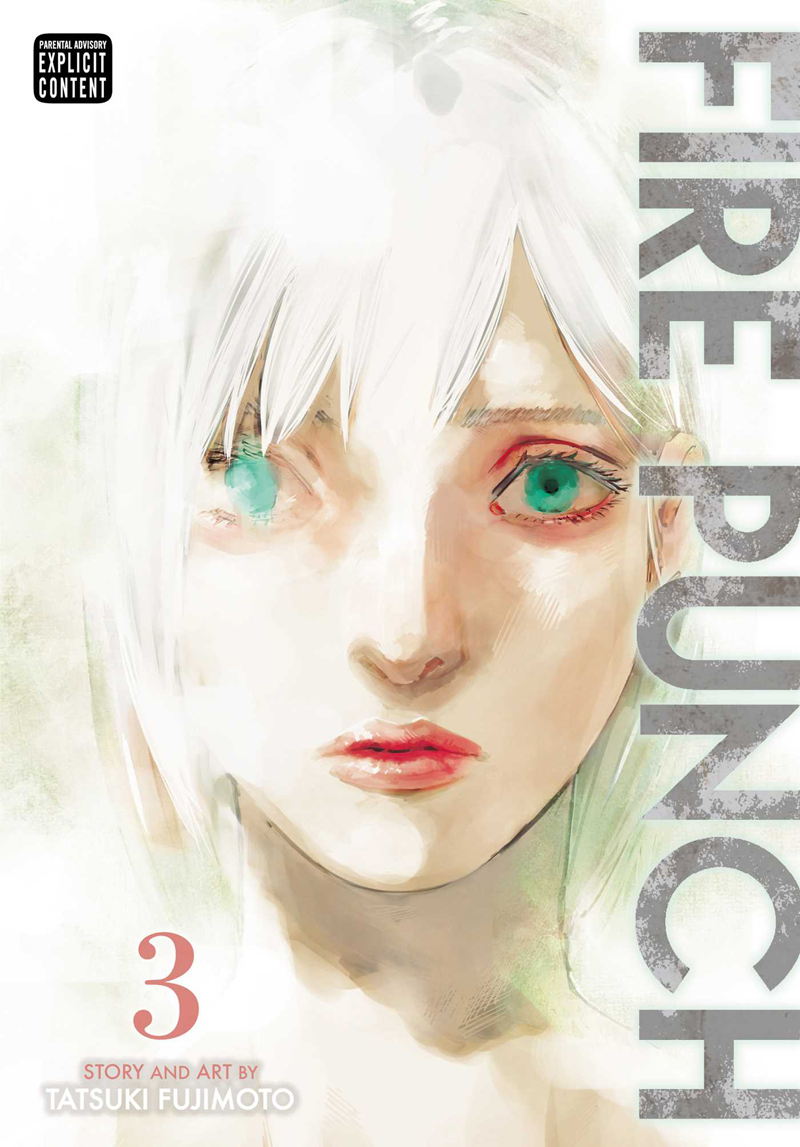 Fire Punch Manga Volume 3