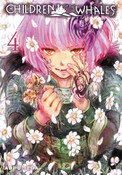 Children of the Whales Manga Volume 4