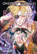 Children of the Whales Manga Volume 8