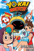 Yo-kai Watch Manga Volume 9