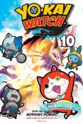 Yo-kai Watch Manga Volume 10