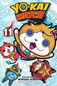 Yo-kai Watch Manga Volume 11