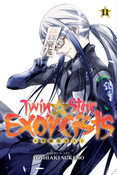 Twin Star Exorcists Manga Volume 11