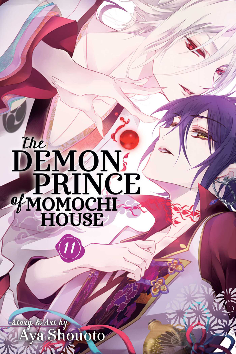 The Demon Prince of Momochi House Manga Volume 11