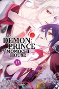 The Demon Prince of Momochi House Manga Volume 11