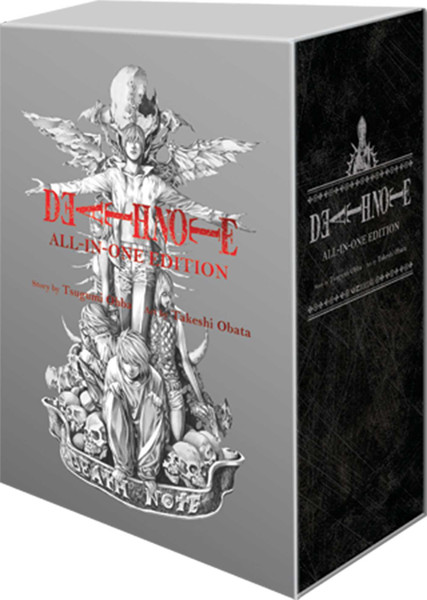 Death Note All in One Edition Manga