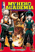 My Hero Academia Manga Volume 13