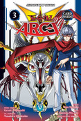 YuGiOh Arc V Manga Volume 3
