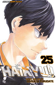 Haikyu!! Manga Volume 25