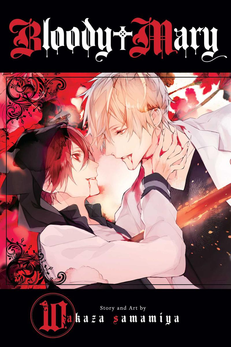 Bloody Mary Manga Volume 10