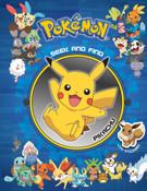 Pokemon Seek and Find Pikachu Activity Book