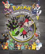 Pokemon Seek and Find Legendary Pokemon Activity Book