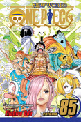 One Piece Manga Volume 85
