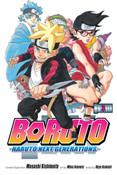 Boruto Manga Volume 3