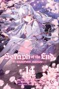 Seraph of the End Manga Volume 14