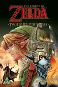 The Legend of Zelda Twilight Princess Manga Volume 3