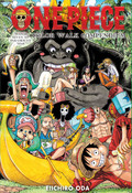 One Piece Color Walk Compendium Artbook (Hardcover)