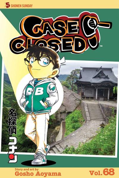 Case Closed Manga Volume 68