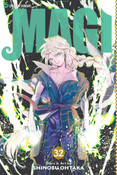 Magi Manga Volume 32