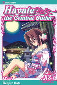 Hayate the Combat Butler Manga Volume 33