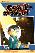 Case Closed Manga Volume 69