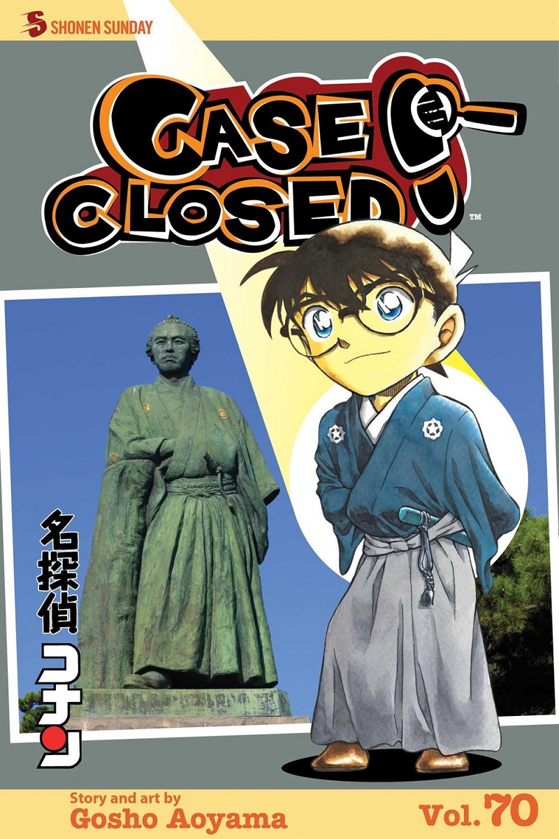 Case Closed Manga Volume 70