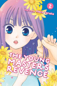 The Young Master's Revenge Manga Volume 2