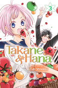 Takane & Hana Manga Volume 3