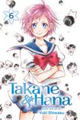 Takane & Hana Manga Volume 6