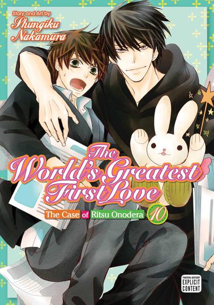 World's Greatest First Love Manga Volume 10