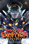 Twin Star Exorcists Manga Volume 12