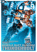 Mobile Suit Gundam Thunderbolt Manga Volume 9
