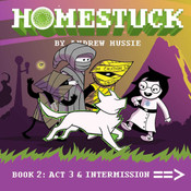 Homestuck Volume 2 (Hardcover)