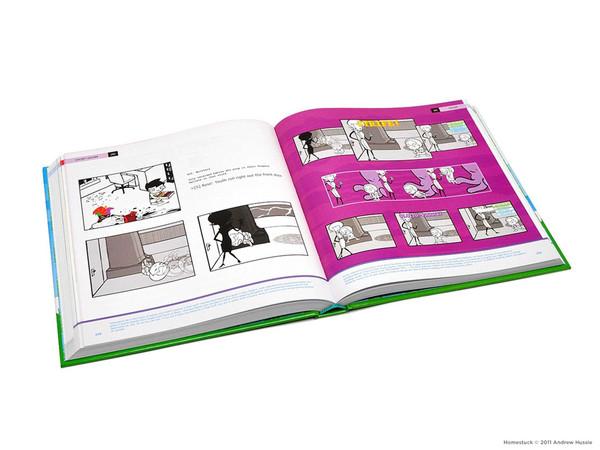 Homestuck Graphic Novel Volume 1 (Hardcover)