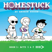 Homestuck Graphic Novel Volume 1 (Hardcover)