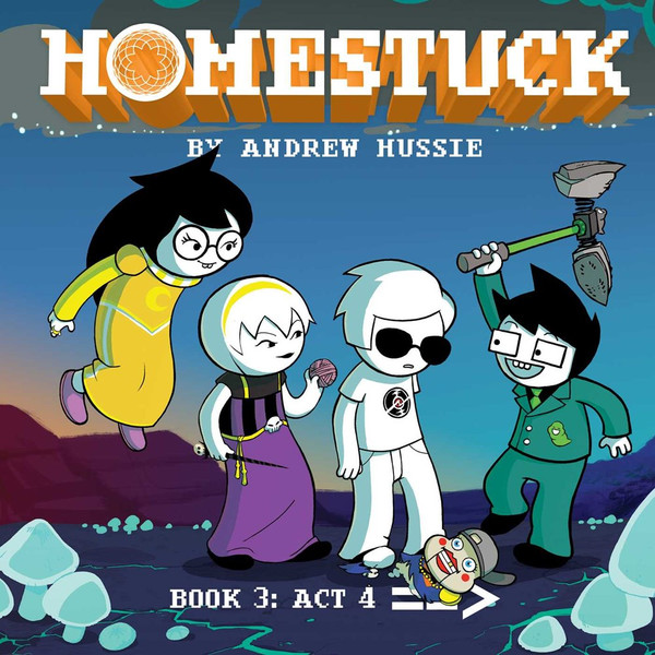 Homestuck Graphic Novel Volume 3 (Hardcover)