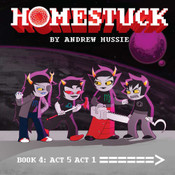 Homestuck Volume 4 (Hardcover)