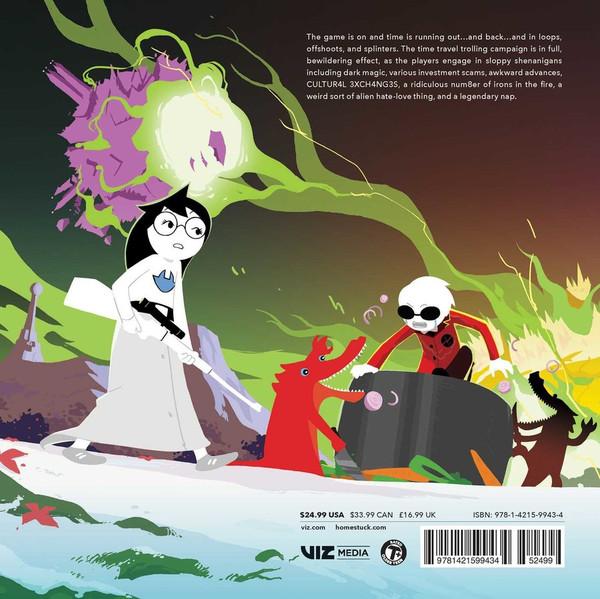 Homestuck Graphic Novel Volume 5 (Hardcover)