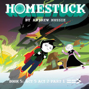 Homestuck Volume 5 (Hardcover)