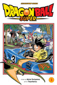 Dragon Ball Super Manga Volume 3