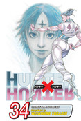 Hunter X Hunter Manga Volume 34