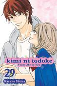 Kimi ni Todoke From Me to You Manga Volume 29