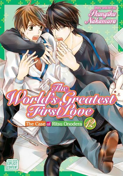 World's Greatest First Love Manga Volume 12