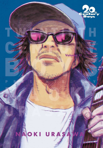 20th Century Boys The Perfect Edition Manga Volume 11