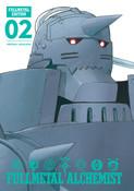 Fullmetal Alchemist Fullmetal Edition Manga Volume 2 (Hardcover)